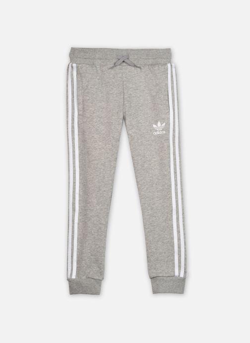 Vêtements adidas originals Trefoil Pants J Gris vue détail/paire