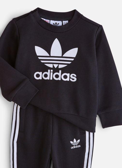 Kleding adidas originals Crew Set I Zwart model