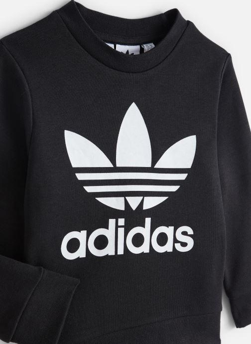 Kleding adidas originals Crew Set K Zwart model