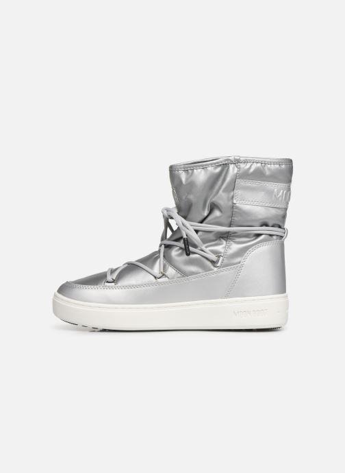 Chaussures de sport Moon Boot Moon Boot Pulse Nylon Plus Wp Argent vue face