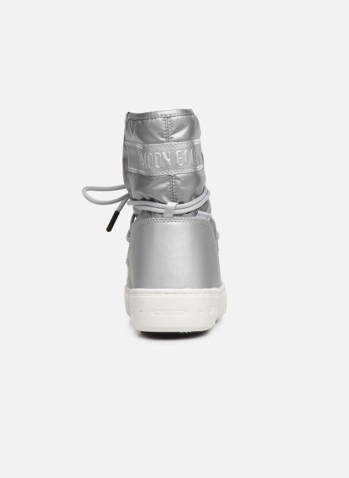 Zapatillas de deporte Moon Boot Moon Boot Pulse Nylon Plus Wp Plateado vista lateral derecha
