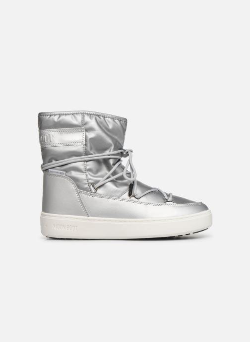 Zapatillas de deporte Moon Boot Moon Boot Pulse Nylon Plus Wp Plateado vistra trasera