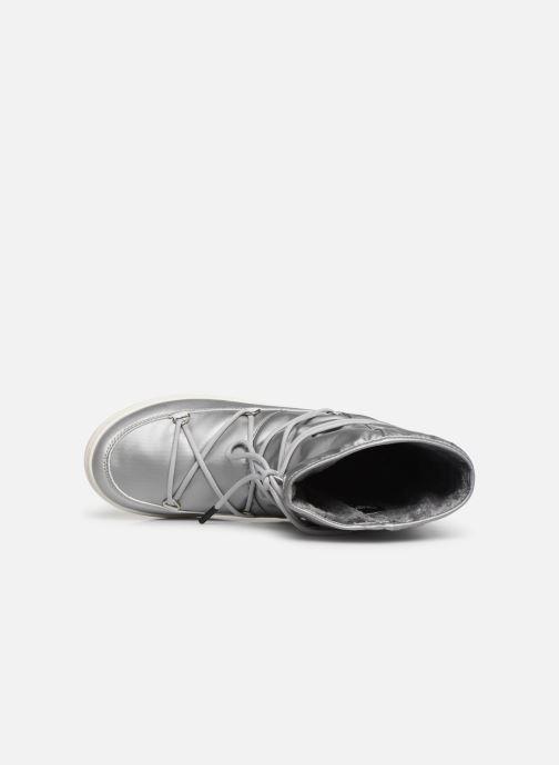 Chaussures de sport Moon Boot Moon Boot Pulse Nylon Plus Wp Argent vue gauche