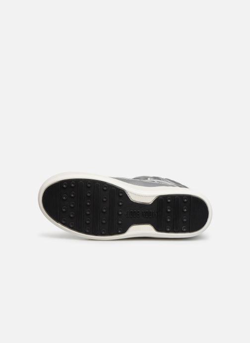 Zapatillas de deporte Moon Boot Moon Boot Pulse Nylon Plus Wp Plateado vista de arriba