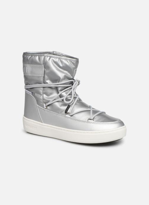 Zapatillas de deporte Moon Boot Moon Boot Pulse Nylon Plus Wp Plateado vista de detalle / par