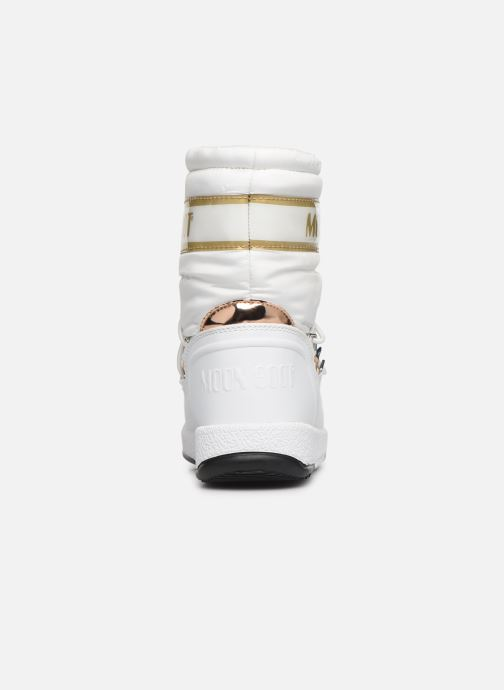 Chaussures de sport Moon Boot Moon Boot JR Girl Soft WP Blanc vue droite