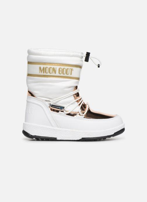 Chaussures de sport Moon Boot Moon Boot JR Girl Soft WP Blanc vue derrière