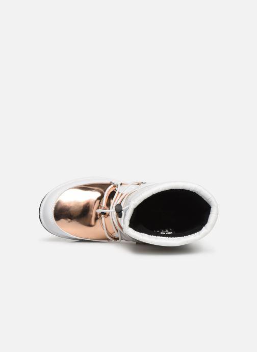 Chaussures de sport Moon Boot Moon Boot JR Girl Soft WP Blanc vue gauche