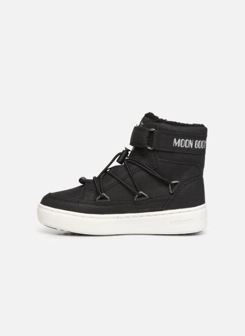 Chaussures de sport Moon Boot Moon Boot Pulse JR Boy Paris Noir vue face