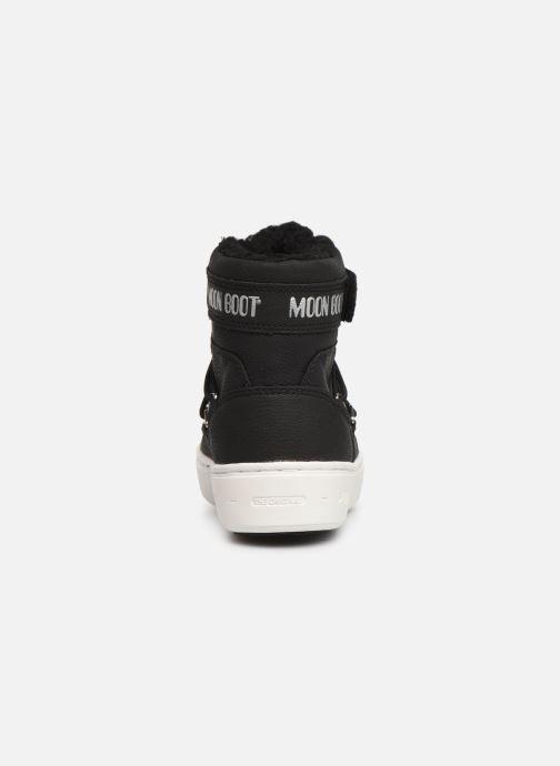 Chaussures de sport Moon Boot Moon Boot Pulse JR Boy Paris Noir vue droite