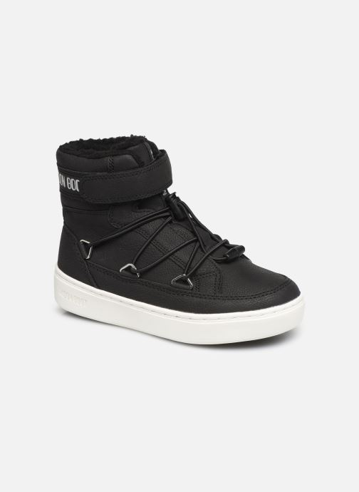 Chaussures de sport Moon Boot Moon Boot Pulse JR Boy Paris Noir vue détail/paire