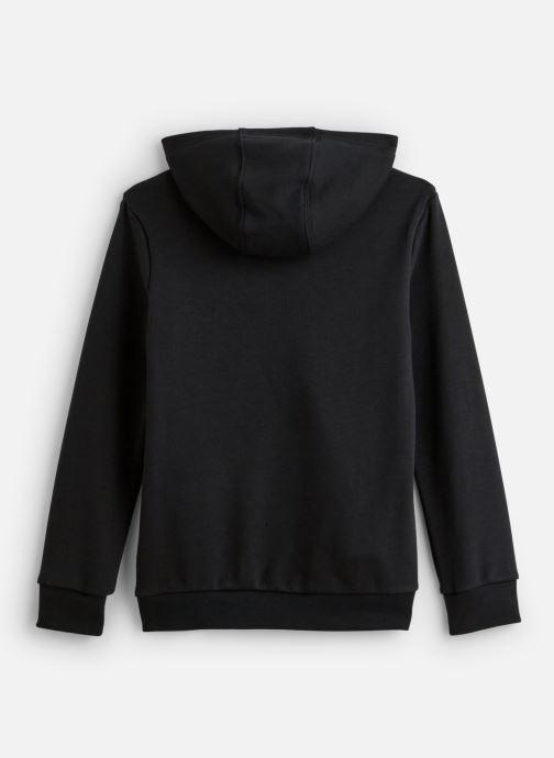 Vêtements adidas originals Hoodie J Noir vue bas / vue portée sac