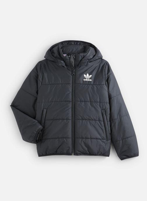 Vêtements adidas originals Jacket J Noir vue détail/paire
