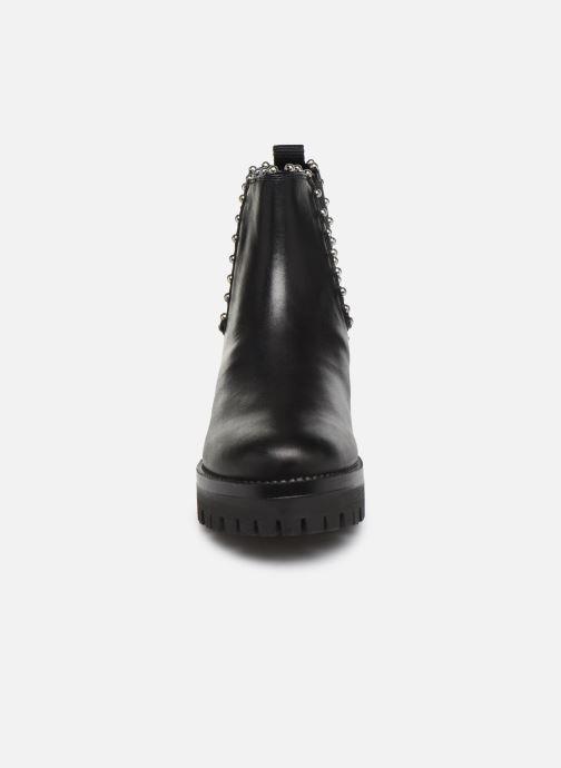Bottines et boots Steve Madden AIKEN Noir vue portées chaussures