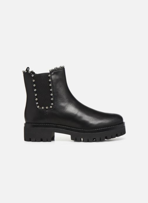 Bottines et boots Steve Madden AIKEN Noir vue derrière