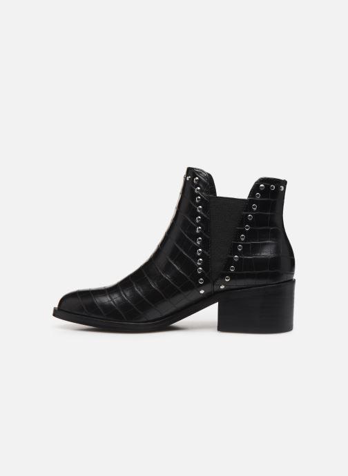 Bottines et boots Steve Madden CADE Noir vue face
