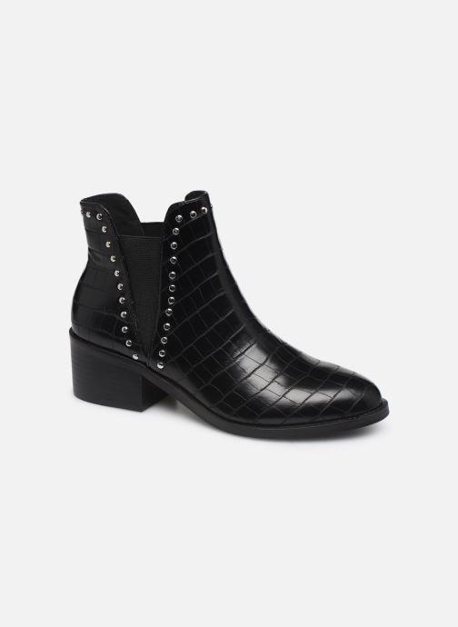 Ankelstøvler Steve Madden CADE Sort detaljeret billede af skoene