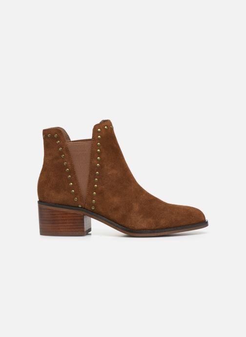 Boots en enkellaarsjes Steve Madden CADE Bruin achterkant