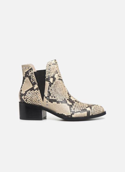 Boots en enkellaarsjes Steve Madden CADE Grijs achterkant
