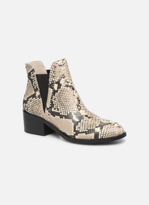 Boots en enkellaarsjes Steve Madden CADE Grijs detail