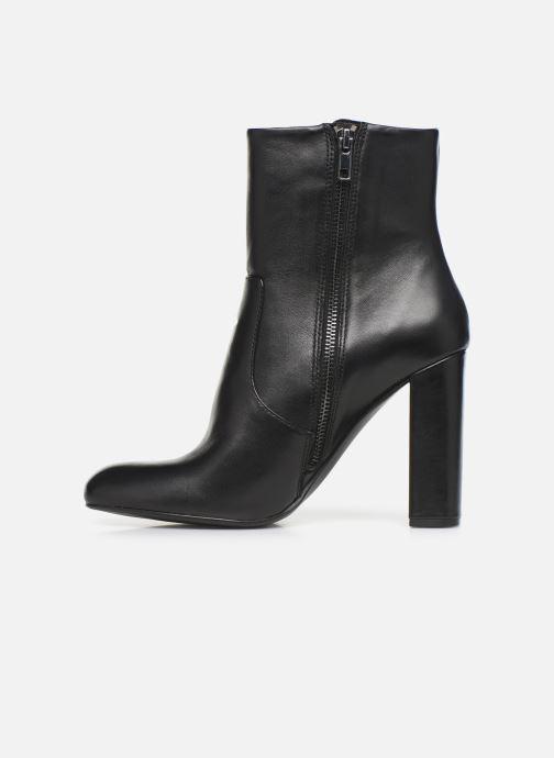 Bottines et boots Steve Madden EDITOR Noir vue face