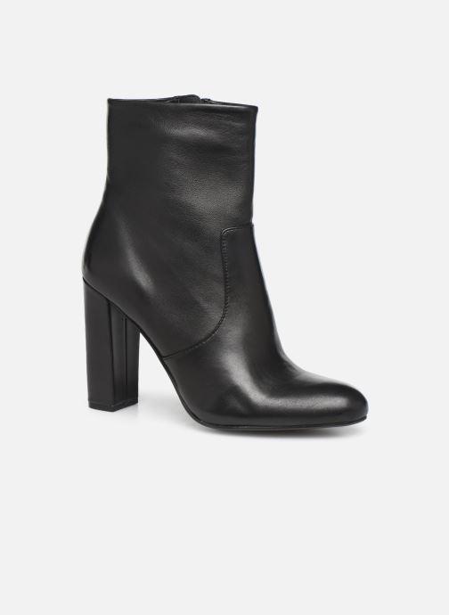 Bottines et boots Steve Madden EDITOR Noir vue détail/paire