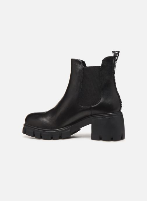 Bottines et boots Steve Madden FORZA Noir vue face