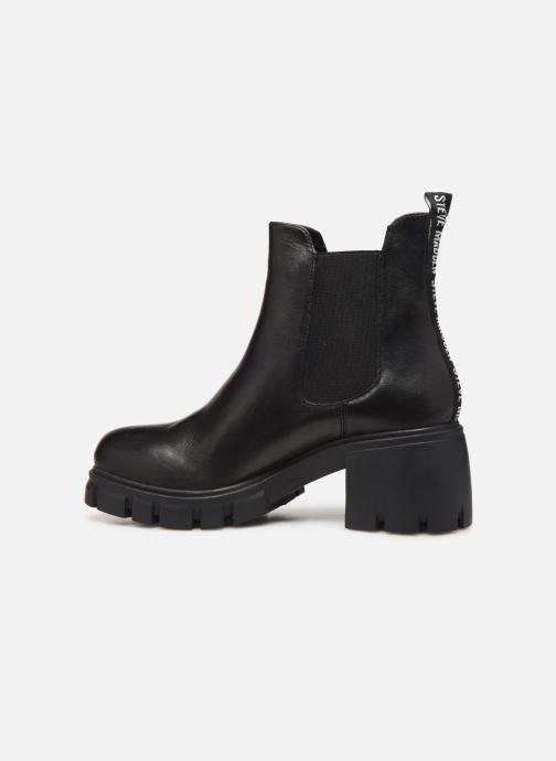 Boots en enkellaarsjes Steve Madden FORZA Zwart voorkant