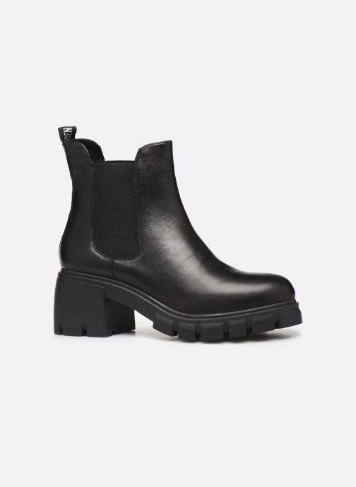 Boots en enkellaarsjes Steve Madden FORZA Zwart achterkant