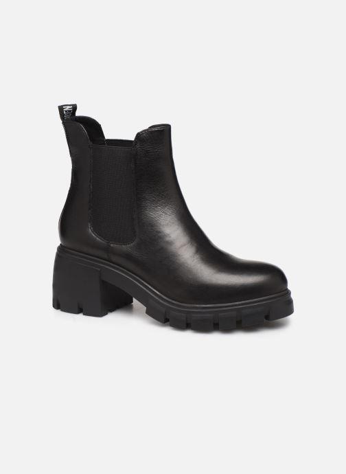 Boots en enkellaarsjes Steve Madden FORZA Zwart detail