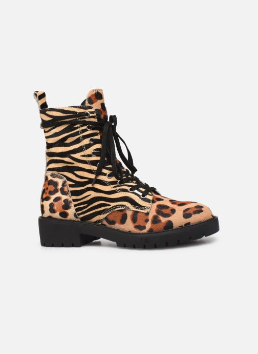 Boots en enkellaarsjes Steve Madden GRID Multicolor achterkant