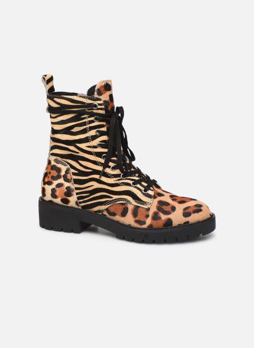 Bottines et boots Steve Madden GRID Multicolore vue détail/paire