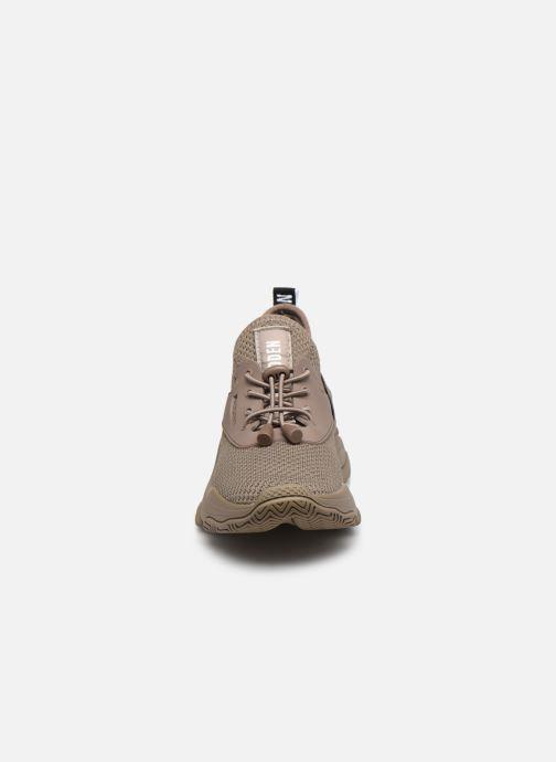 Sneaker Steve Madden MATCH braun schuhe getragen