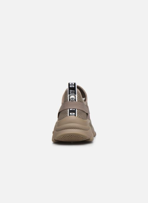 Sneaker Steve Madden MATCH braun ansicht von rechts