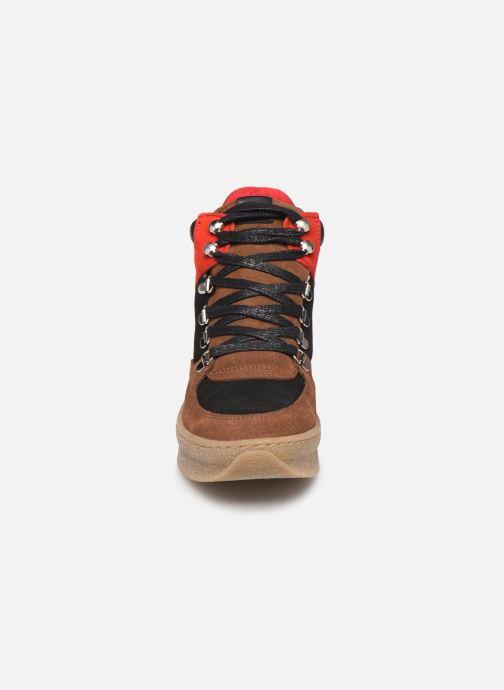 Baskets Steve Madden PANDORA Multicolore vue portées chaussures