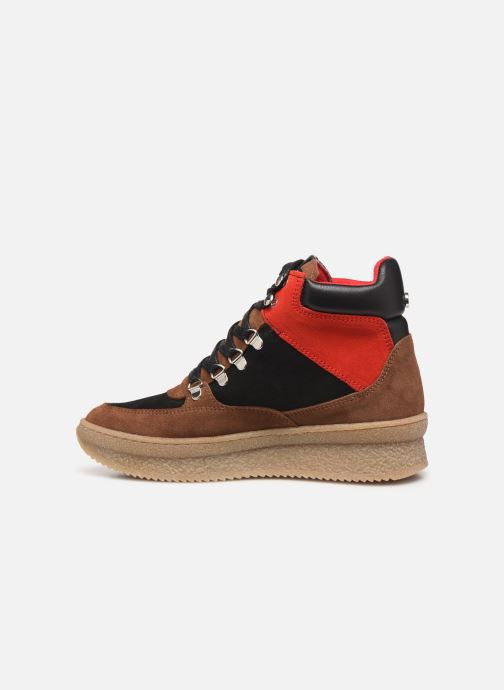 Sneaker Steve Madden PANDORA mehrfarbig ansicht von vorne