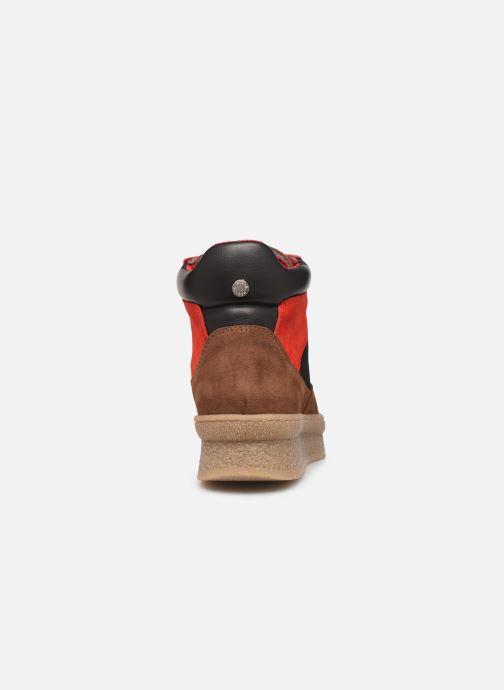 Sneaker Steve Madden PANDORA mehrfarbig ansicht von rechts
