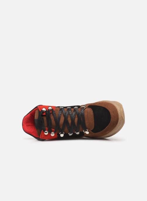 Sneaker Steve Madden PANDORA mehrfarbig ansicht von links