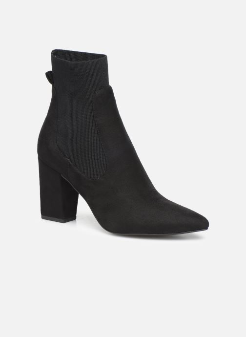 Boots en enkellaarsjes Steve Madden RICHTER Zwart detail