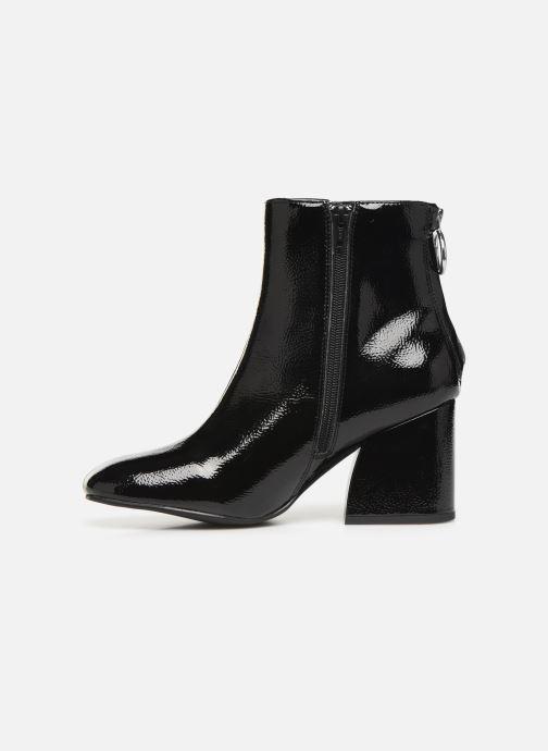 Bottines et boots Steve Madden ROXTER Noir vue face