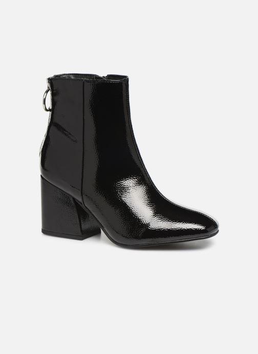 Boots en enkellaarsjes Steve Madden ROXTER Zwart detail