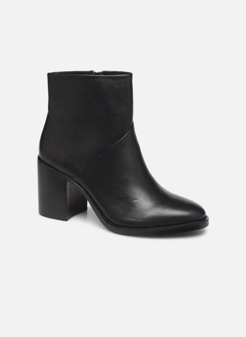 Bottines et boots Steve Madden TENLEY Noir vue détail/paire