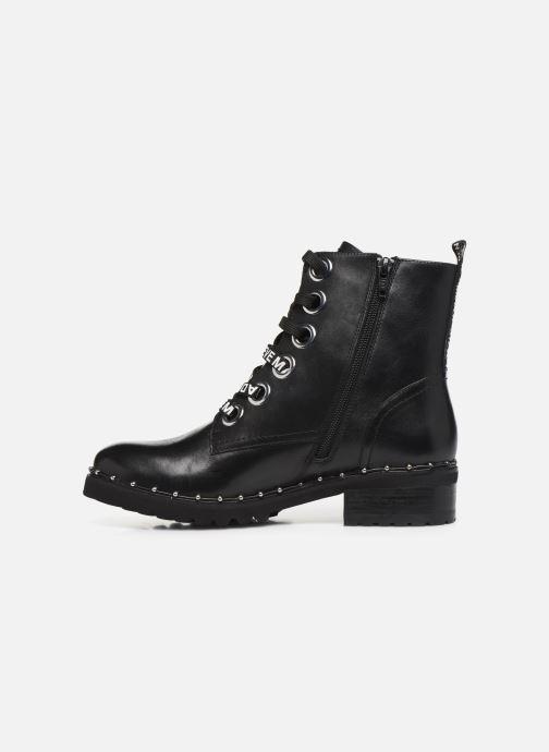 Boots en enkellaarsjes Steve Madden TESS Zwart voorkant