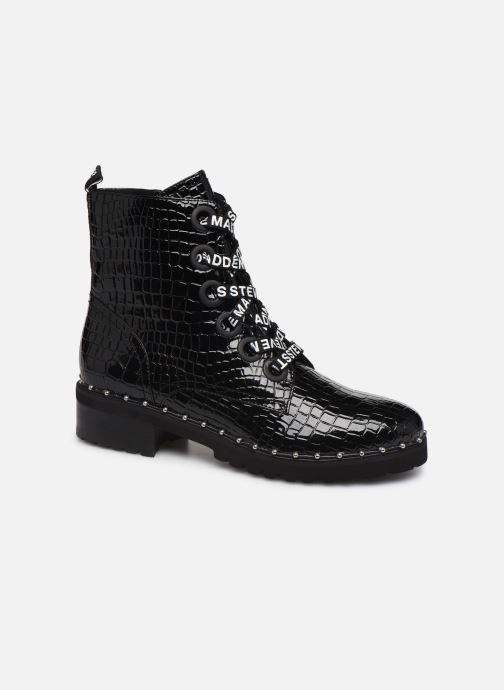 Boots en enkellaarsjes Steve Madden TESS Zwart detail