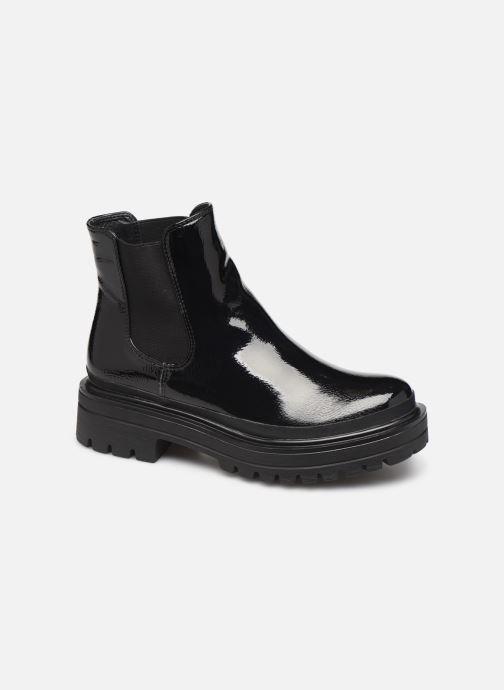 Boots en enkellaarsjes Steve Madden LIV Zwart detail