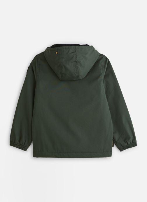 Vêtements Element Alder Boy Vert vue bas / vue portée sac