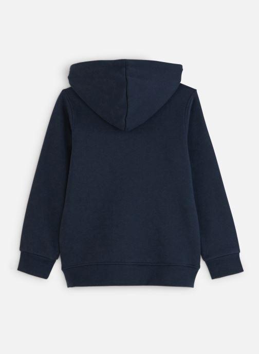 Vêtements Element Vertical Hood Boy Bleu vue bas / vue portée sac