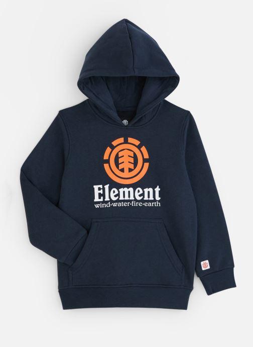 Vêtements Element Vertical Hood Boy Bleu vue détail/paire