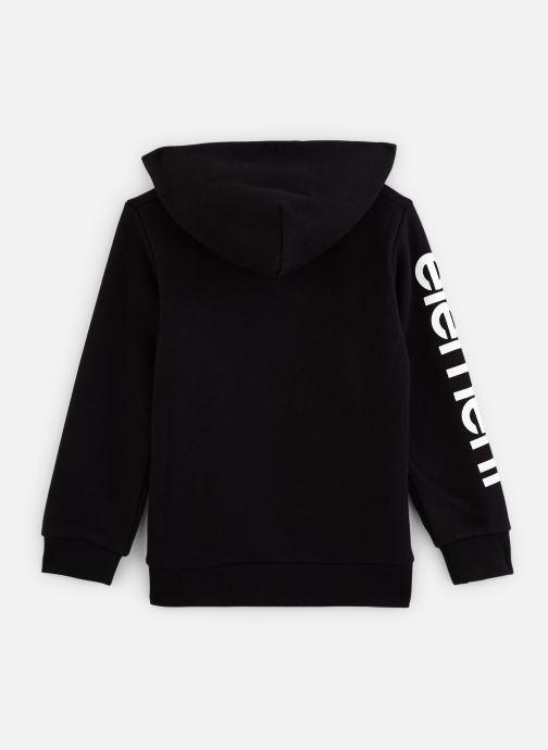 Vêtements Element Primo Big Hood Boy Noir vue bas / vue portée sac