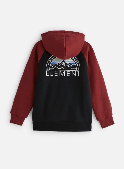 Vêtements Element Barry Zh Boy Noir vue bas / vue portée sac